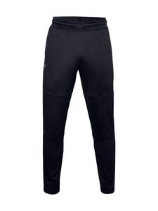 Under Armour - Pjt Rock Knit Track Pant -housut - 001 BLACK / / GUNMETAL | Stockmann