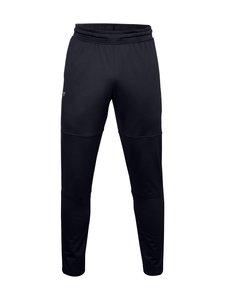 Under Armour - Pjt Rock Knit Track Pant -housut - 001 BLACK / / GUNMETAL | Stockmann