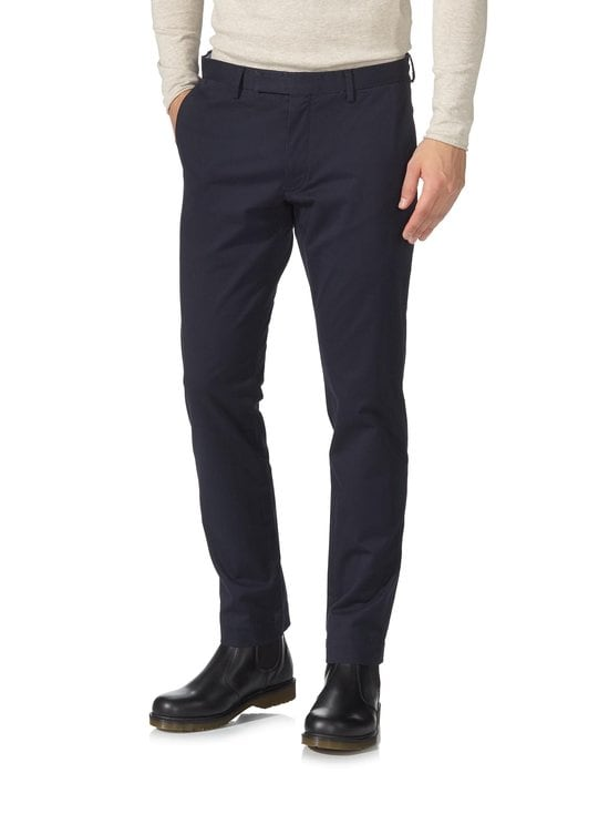 Polo Ralph Lauren - Stretch Slim fit -chinot - AVIATOR NAVY | Stockmann - photo 1