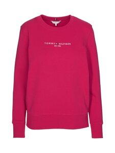 Tommy Hilfiger - Essential Pure Cotton Sweatshirt -collegepaita - T1D RUBY JEWEL | Stockmann