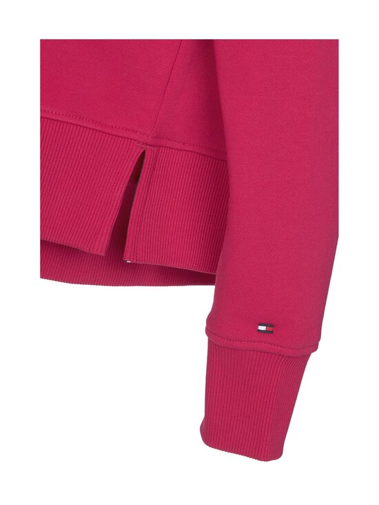 Tommy Hilfiger - Essential Pure Cotton Sweatshirt -collegepaita - T1D RUBY JEWEL   Stockmann - photo 2