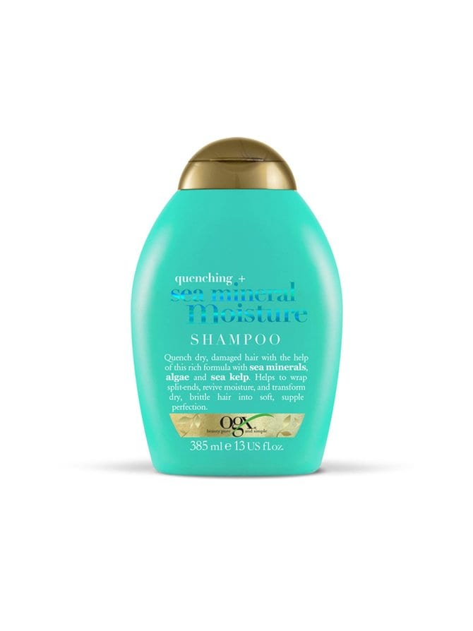 Sea Mineral Moisture -shampoo 385 ml