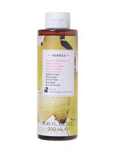 Korres - Ginger Lime Showergel -suihkugeeli 250 ml - null   Stockmann