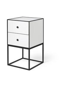 By Lassen - Frame Sideboard 49 -sivupöytä - WHITE | Stockmann