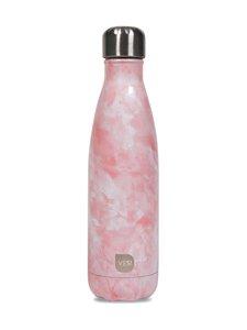 Vesi - Pink Quartz -teräksinen juomapullo 500 ml - PINK QUARTZ (VAALEANPUNAINEN) | Stockmann