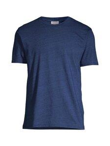 Sunspel - Organic Indigo T-Shirt -paita - REAL INDIGO | Stockmann