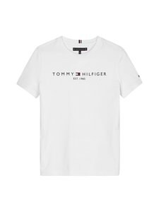 Tommy Hilfiger - Essential Tee -paita - YBR WHITE 658-170 | Stockmann