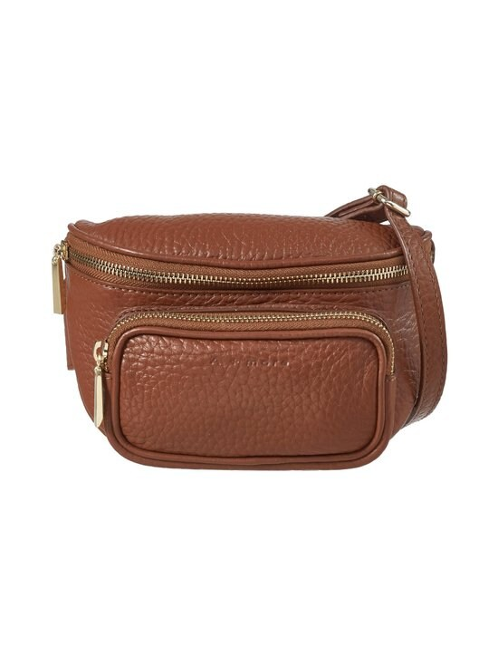 A+more - Aniela Waistbag -nahkalaukku - TAN BROWN | Stockmann - photo 1