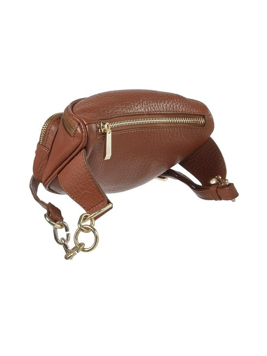A+more - Aniela Waistbag -nahkalaukku - TAN BROWN | Stockmann - photo 3