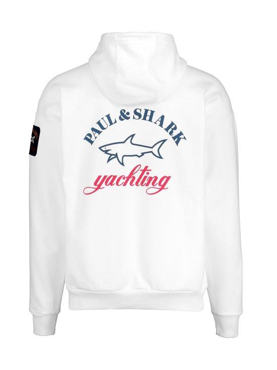 Paul & Shark - Oversized Hoodie Capsule -huppari - _010 WHITE | Stockmann - photo 2