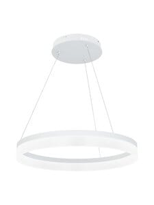 Design by Grönlund - Circulo LED -riippuvalaisin 60 cm - 06 WHITE | Stockmann