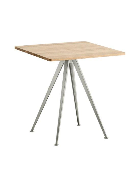 HAY - Pyramid Café Table 21 -pöytä 70 x 70 cm - TAMMI | Stockmann - photo 1