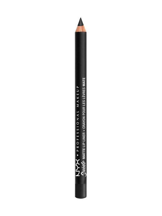 NYX Professional Makeup - Suede Matte Lip Liner -huultenrajauskynä 1 g - 24 ALIEN   Stockmann - photo 1
