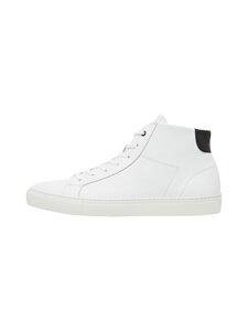J.Lindeberg - Hightop Leather -sneakerit - 0000 WHITE | Stockmann