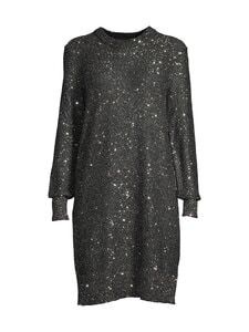 Michael Michael Kors - Sequined Metallic Knit Dress -mekko - 040 SILVER | Stockmann