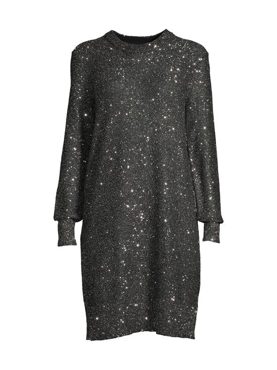 Michael Michael Kors - Sequined Metallic Knit Dress -mekko - 040 SILVER | Stockmann - photo 1