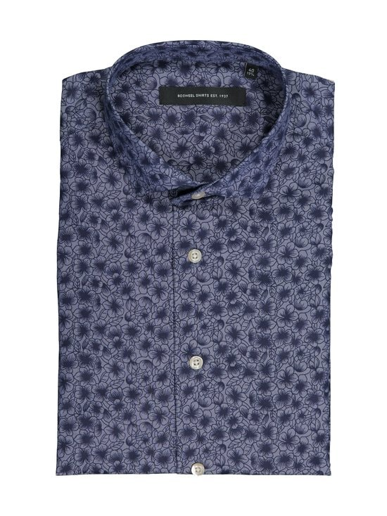 Bosweel - Modern Fit -kauluspaita - 28 NAVY | Stockmann - photo 1
