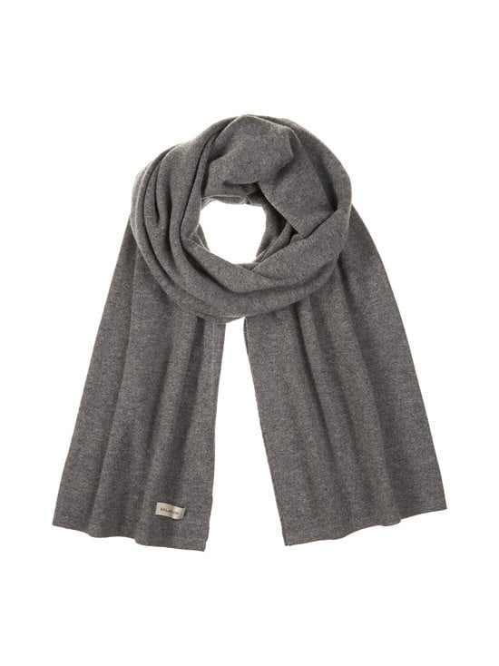 Balmuir - Montmartre-kashmirhuivi - GREY MELANGE | Stockmann - photo 1