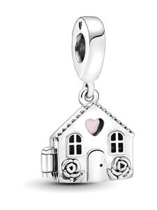 Pandora - House Silver Dangle -koru - SILVER | Stockmann