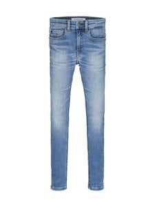 Calvin Klein Kids - Super Skinny -farkut - 1AA INFINITE LIGHT BLUE STRETCH | Stockmann