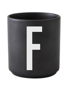 Design Letters - Kirjainmuki, F - MUSTA | Stockmann