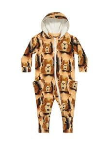 Metsola - Squirrel Jumpsuit -haalarit - 52 SQUIRREL CASHEW | Stockmann