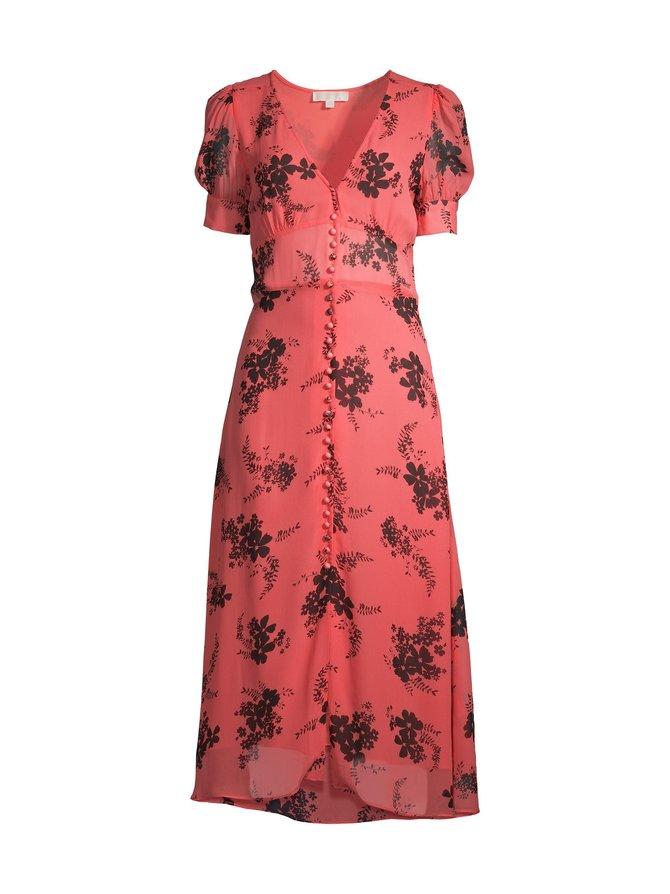 Floral Georgette -mekko