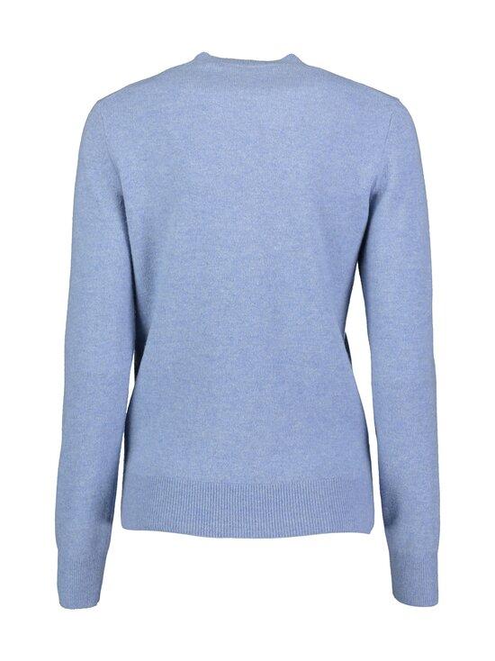 Acne Studios - Kalon Face Knit -villaneule - MINERAL BLUE | Stockmann - photo 2