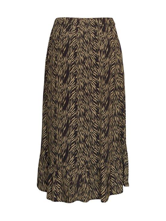 Moss Copenhagen - Calie Morocco Skirt AOP -hame - SAGE ZEBRA   Stockmann - photo 2