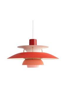 Louis Poulsen - PH 5 Classic -kattovalaisin 50 cm - HUES OF RED (PUNAINEN) | Stockmann