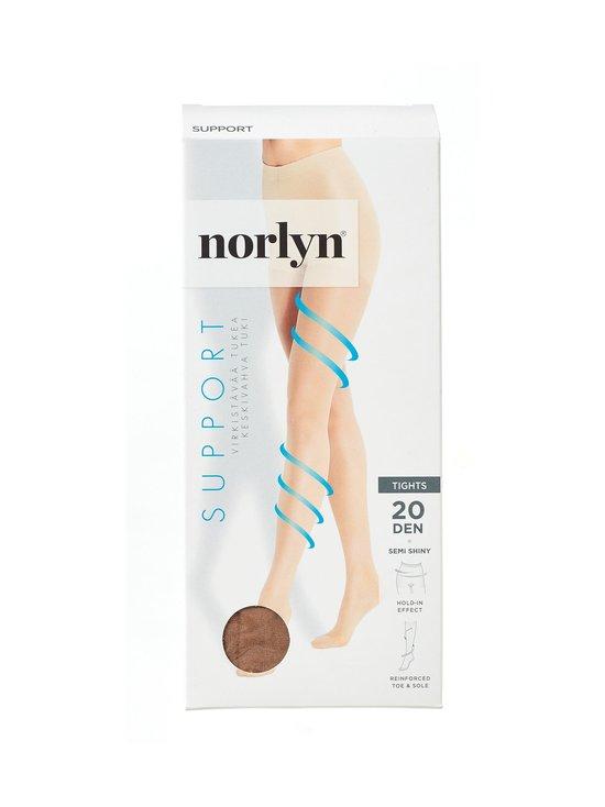 Norlyn - Support 20 den -tukisukkahousut - POWDER | Stockmann - photo 1