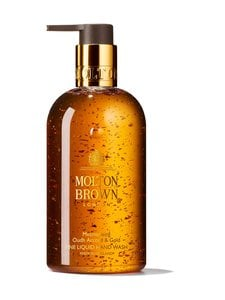 Molton Brown - Mesmerising Oudh Accord & Gold Fine Liquid Hand Wash -nestesaippua 300 ml - null | Stockmann