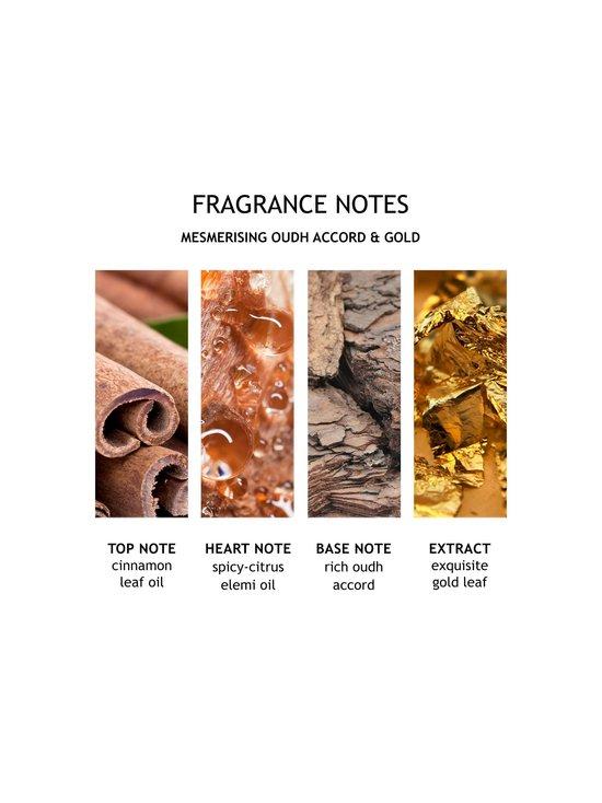 Molton Brown - Mesmerising Oudh Accord & Gold Fine Liquid Hand Wash -nestesaippua 300 ml - NOCOL   Stockmann - photo 4