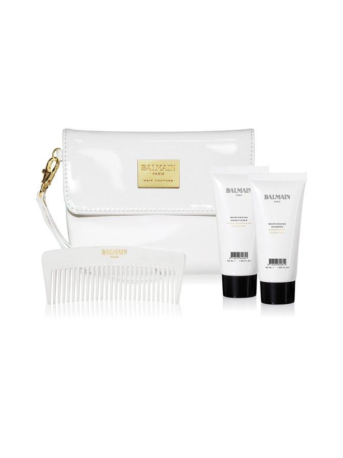 Hair Couture Balmain Paris Limited Edition Cosmetic Bag -tuotepakkaus