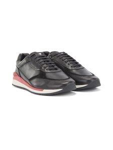 BOSS - Element_Runn_GT3lt-nahkasneakerit - 001 BLACK | Stockmann