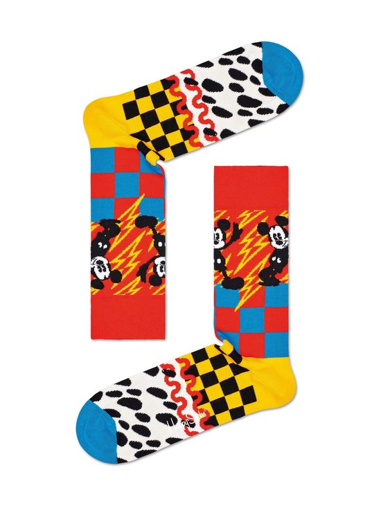 Happy Socks - Disney Colorful Character -sukat - 4301-RED   Stockmann - photo 1
