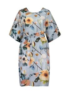 Uhana - Delight Dress -silkkimekko - BETTER DAYS LIGHT BLUE | Stockmann
