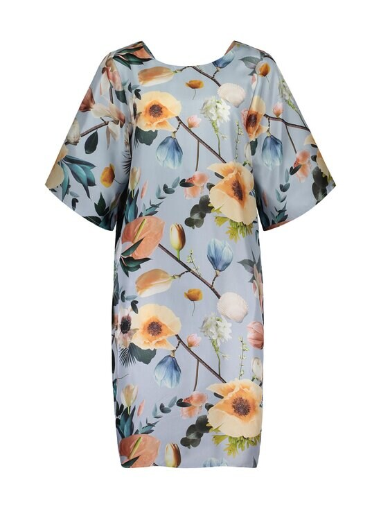 Uhana - Delight Dress -silkkimekko - BETTER DAYS LIGHT BLUE | Stockmann - photo 3