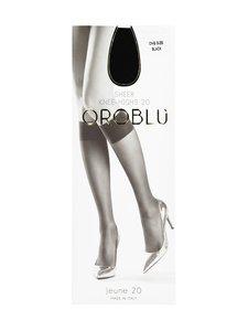 Oroblu - Jeune Sheer Knee-Highs 20 den -polvisukat - BLACK   Stockmann
