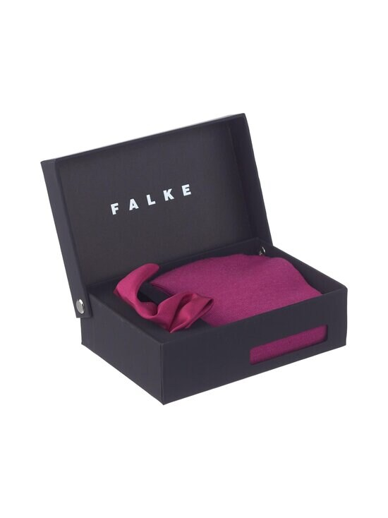 Falke - Airport Gift Box -nilkkasukat ja silkkitaskuliina - ARCTIC PINK 8233 | Stockmann - photo 2