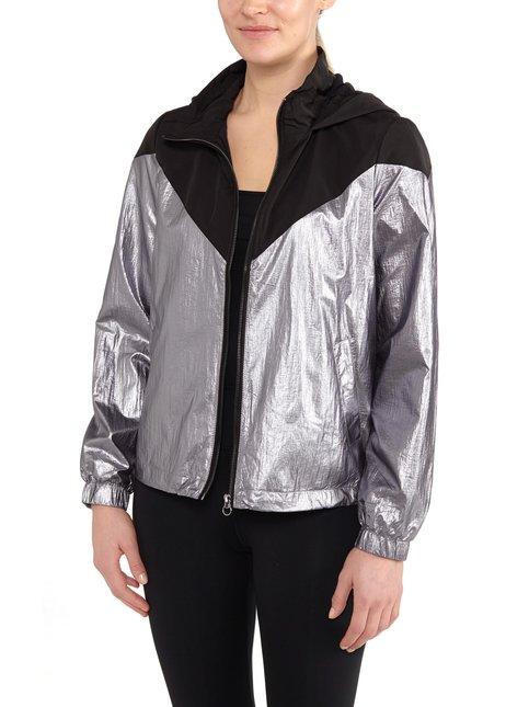 OnlCaroline Metallic -takki
