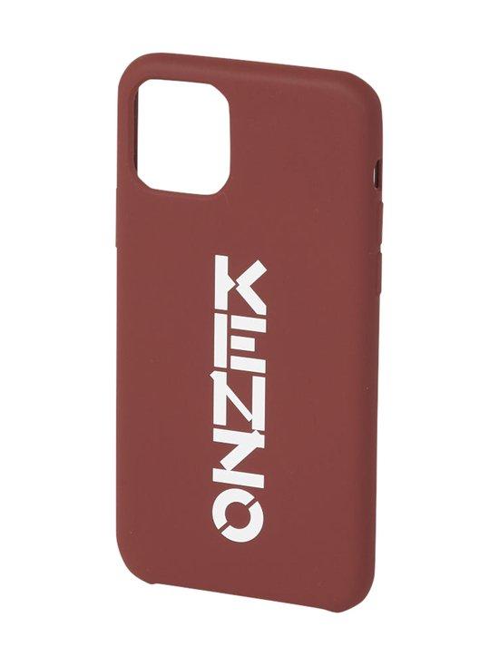 Kenzo - iPhone 11 Pro Case -suojakuori - BORDEAUX   Stockmann - photo 1