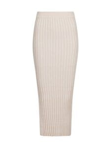 Neo Noir - Solla Space Dye Skirt -hame - 213 SAND | Stockmann