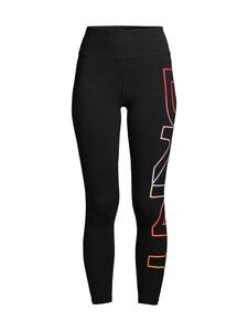 DKNY Sport - Exploded Ombre Logo -leggingsit - BLK BLACK | Stockmann