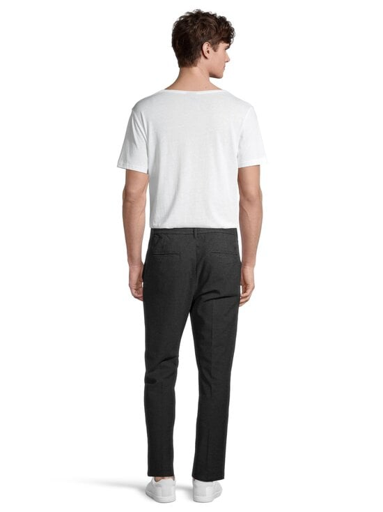 Bleik Chinos Cropped Relaxed Fit -housut