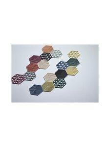 Zone - Hexagon-pannunalunen 16 x 14 cm - BLACK | Stockmann