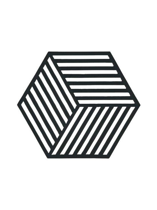 Zone - Hexagon-pannunalunen 16 x 14 cm - BLACK | Stockmann - photo 2
