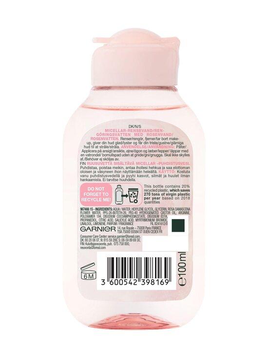 Garnier - Micellar-puhdistusvesi 100 ml - NOCOL | Stockmann - photo 2