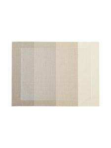 Chilewich - Color Tempo -tabletti 36 x 48 cm - VAALEANRUSKEA | Stockmann