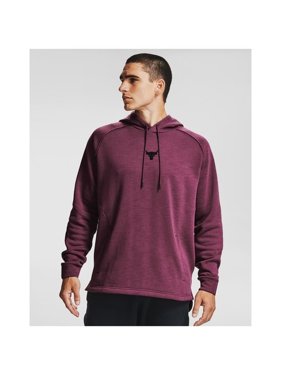 Under Armour - Project Rock -huppari - 569 LEVEL PURPLE / / BLACK | Stockmann - photo 8